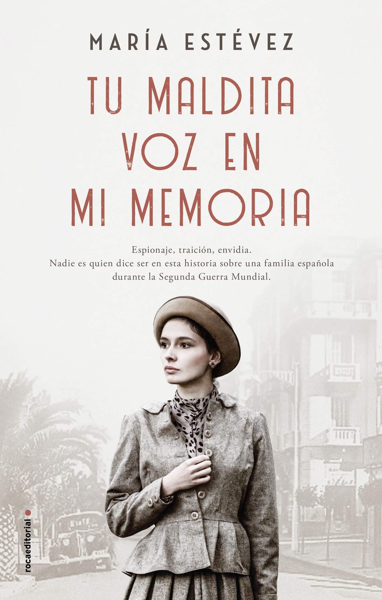 Tu maldita voz en mi memoria: Amazon.es: Estévez, María: Libros