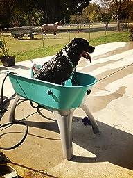 Amazon Com Booster Bath Elevated Pet Bathing X Large