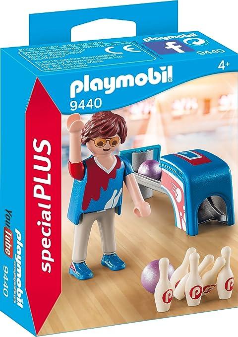 Playmobil Jugador de Bolos Juguete geobra Brandstätter 9440