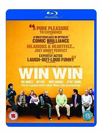 Win Win [Blu-ray]: Amazon co uk: Paul Giamatti, Alex Shaffer