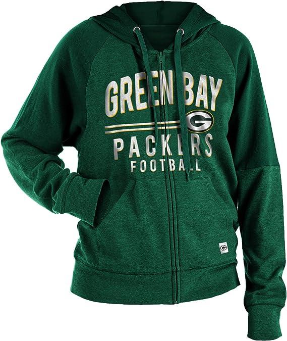 New Era Fleece CAMO Hoody Green Bay Packers schwarz