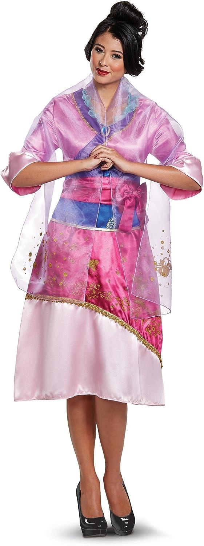 Disney Mulan Deluxe Womens Costume