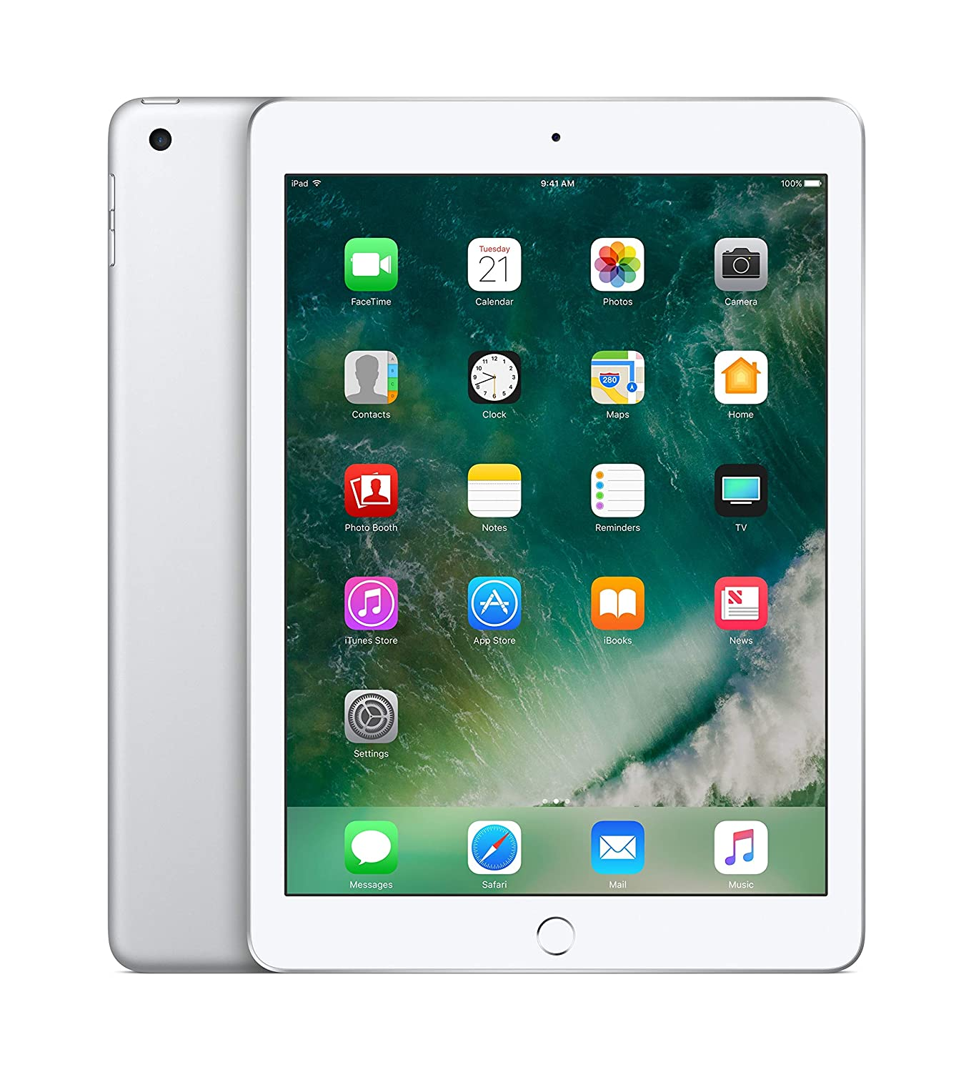 Apple iPad - Tablet (24,6 cm (9.7