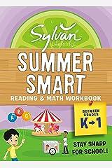 Sylvan Summer Smart Workbook: Between Grades K & 1 (Sylvan Summer Smart Workbooks) Kindle Edition