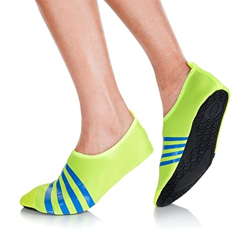 Flexible Barefoot Water Skin Shoes For Beach Swim Surf Yoga Exercise