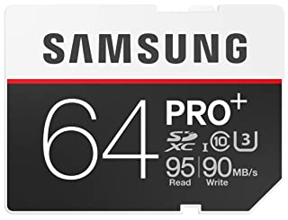 Samsung MB-SD64D/EU - Tarjeta de memoria SD de 64 GB