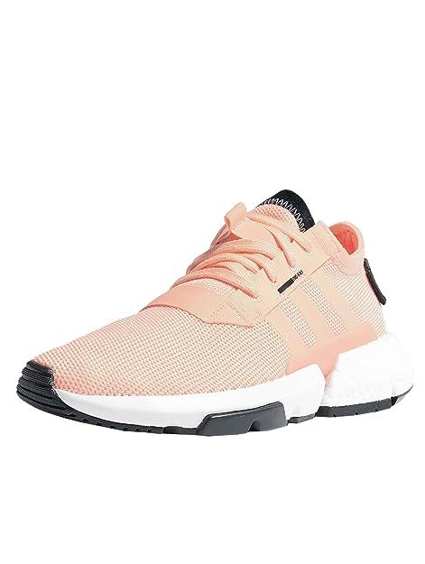 Adidas Pod-S3.1, Zapatillas de Deporte para Niños, Naranja Narcla/Negbás 000, 36 EU: Amazon.es: Zapatos y complementos