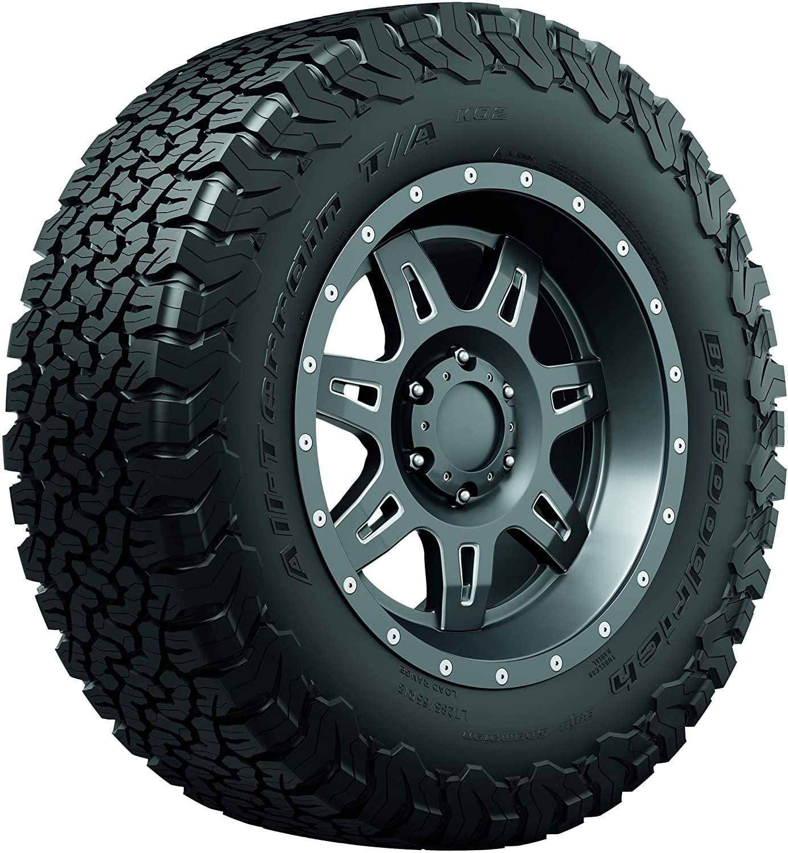 BFGoodrich Terrain T//A KO2 Radial Tire-LT215//75R15//C 100//97S 100S