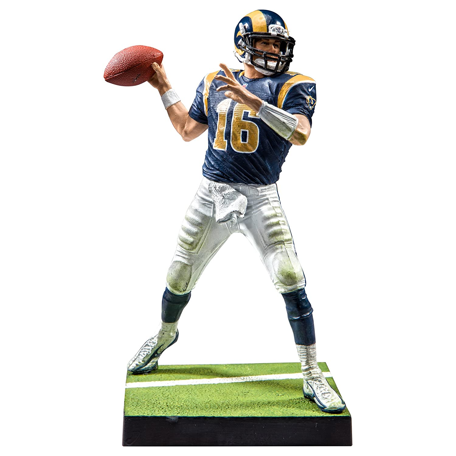 McFarlane Toys EA Sports Madden NFL 17 Ultimate Team Series 3 JARED Goff Figur 75715-6