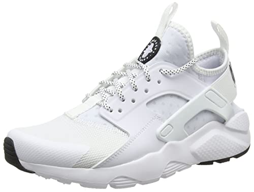 Nike Nike Air Huarache Run Ultra Mens Shoe Zapatillas de Gimnasia Hombre, Blanco (White