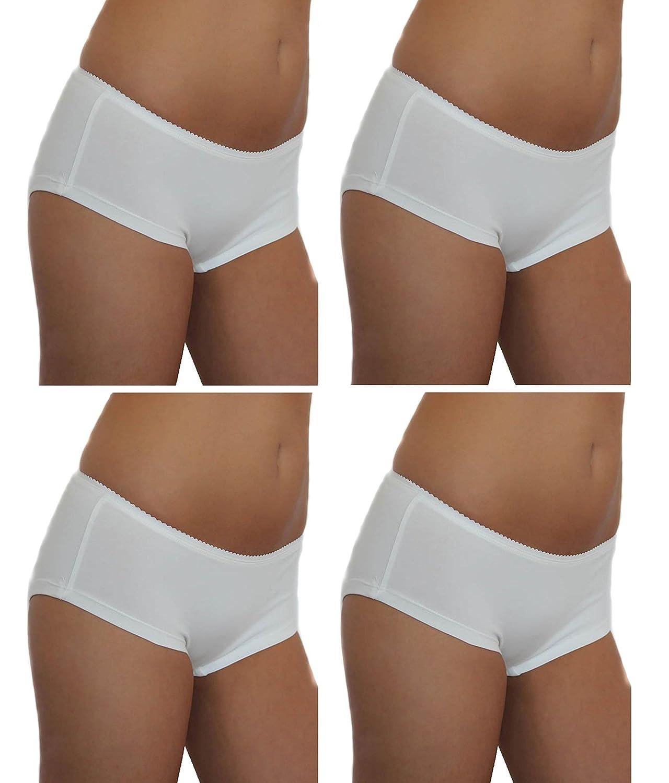Damen Panty Bio-Baumwolle GOTS 1 oder 4 er er er Pack Panties Pants Unterhosen 5 Farben Unterwäsche B06XK4V2N9 Panties & Hipsters Hervorragender Stil 2961bf