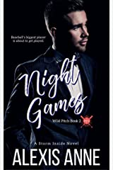 Night Games: A Storm Inside Novel (The Wild Pitch Series Book 2) Kindle Edition