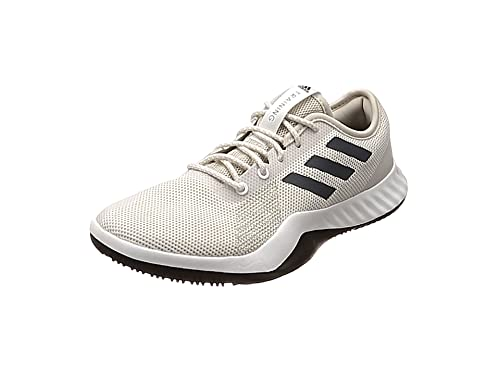 Womens Crazytrain Lt Fitness Shoes, Grey, 6 UK adidas