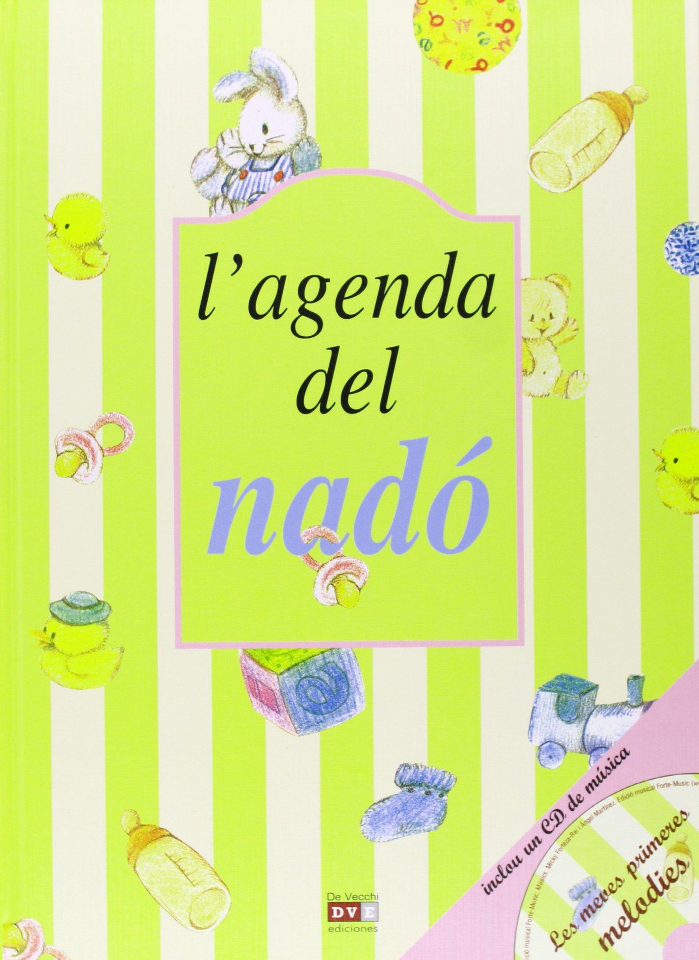 Agenda del nado (catalan): 9788431553807: Amazon.com: Books