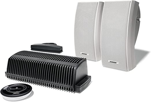Bose Soundtouch 251 Se Outdoor Speaker System White Discontinued By Manufacturer Amazon Ca Electronics