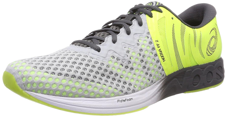 gris (azul Glacier gris Dark gris Safety 9695) Asics Noosa FF 2, Hauszapatos de Running para Hombre