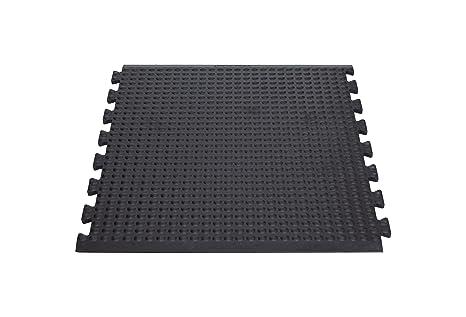 Miltex 17031 Suelo Esterilla de Yoga Flex Industrial, sección Central, 80 x 70 cm