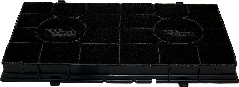 Whirlpool 481281718523 - Accesorio para microondas/Cocina/Filtro de carbón de repuesto original para campana extractora/Esta pieza/accesorios es ideal para diferentes marcas