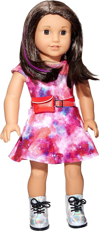American Girl - Luciana Vega - Luciana Doll & Book - American Girl of 2018