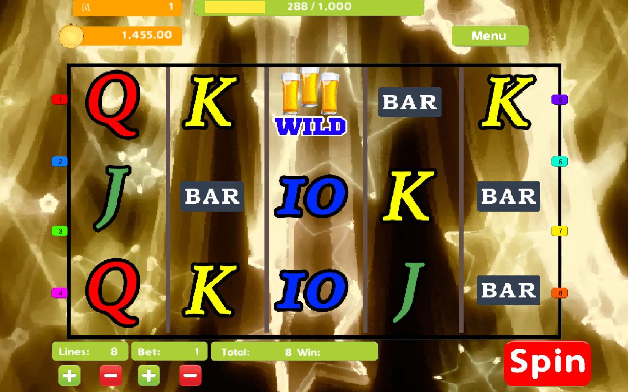 Real cash casino slots