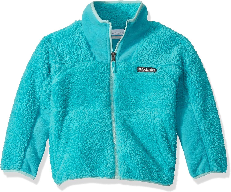 Winter Fleece Columbia Youth Winter Pass Sherpa Full Zip Jacket