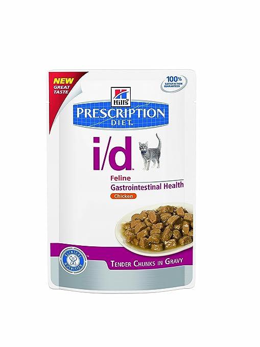 Hills PD Feline i/d dieta para gatos (Bolsita): Amazon.es ...