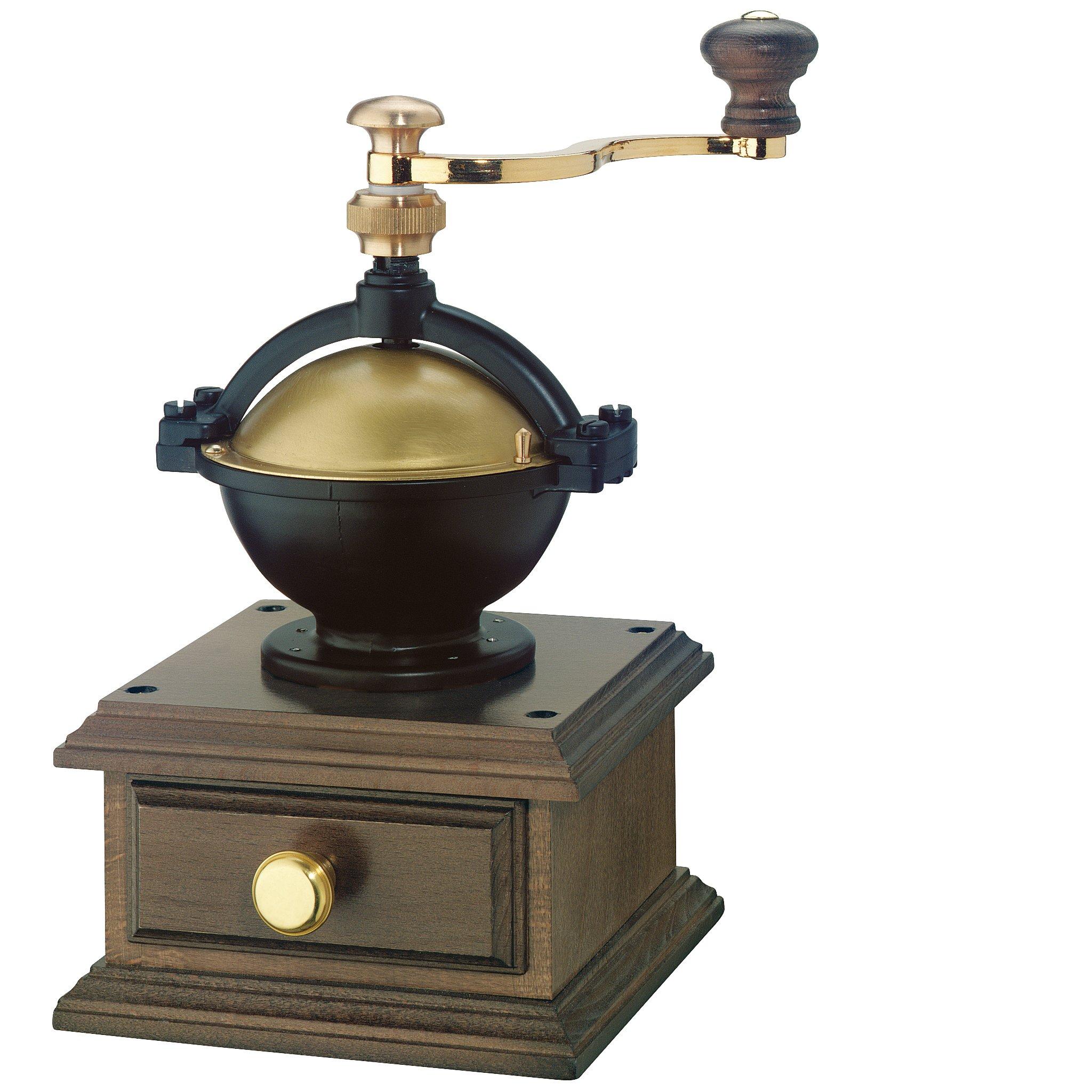Zassenhaus M040128 Coffee Mill, Brown