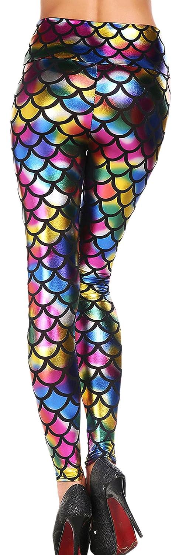 Erdbeerloft Kostum Fasching Karneval Leggins Leggings Regenbogen