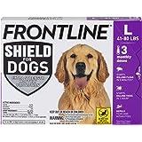 FRONTLINE Shield for Dogs Flea & Tick Treatment, 41-80 lbs