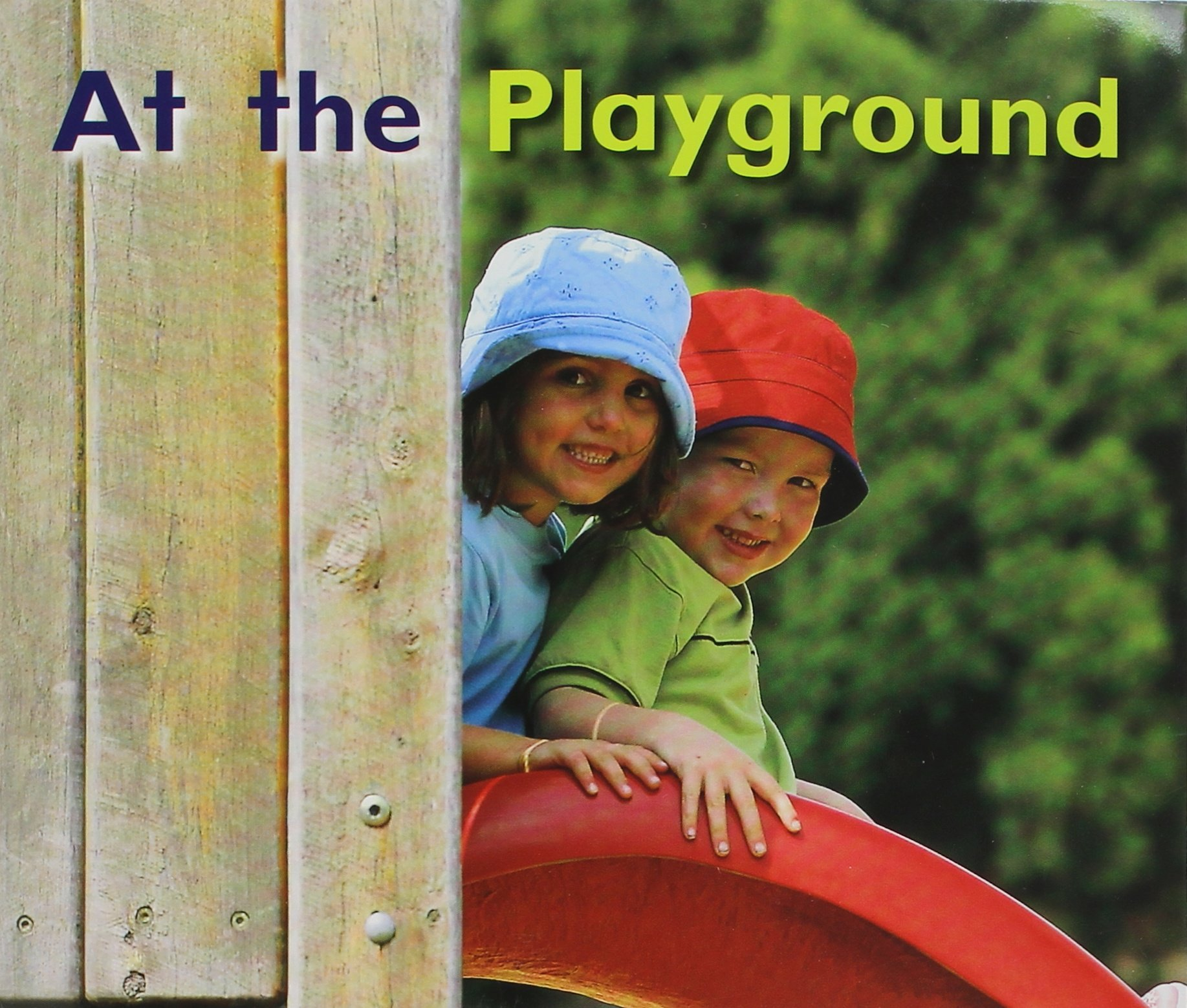 Read Online Rigby Flying Colors: Individual Student Edition Magenta At the Playground ebook