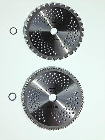 Amazon.com: Cuchillas circulares de carburo para cortar ...
