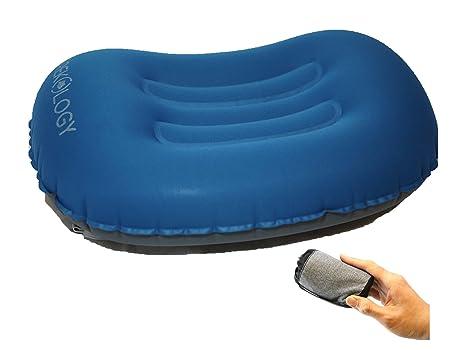 Trekology cuscini gonfiabili ultra leggeri da viaggio campeggio