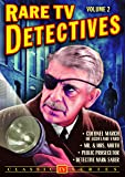 Rare TV Detectives - Volume 2: Colonel March of Scotland Yard / Detective Mark Saber / Public Prosecutor / Mr. & Mrs. North (DVD-R) (1950) (All Regions) (NTSC) (US Import) [Region 1]