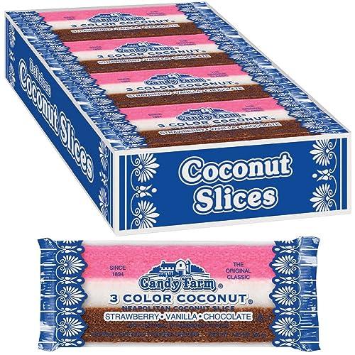 Waleeco coconut bar