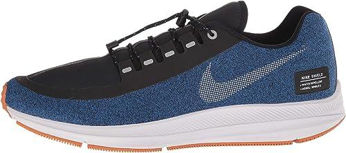 Nike Zoom Winflo 5 Run Shield, Chaussures de Running Compétition Homme