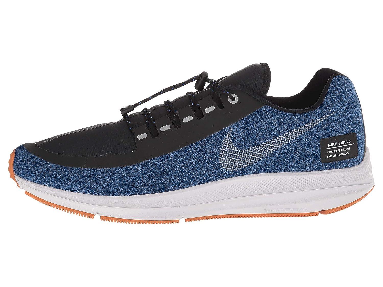 online store e8ad4 3c2e4 Amazon.com | Nike Men's Air Zoom Winflo 5 Shield Running ...