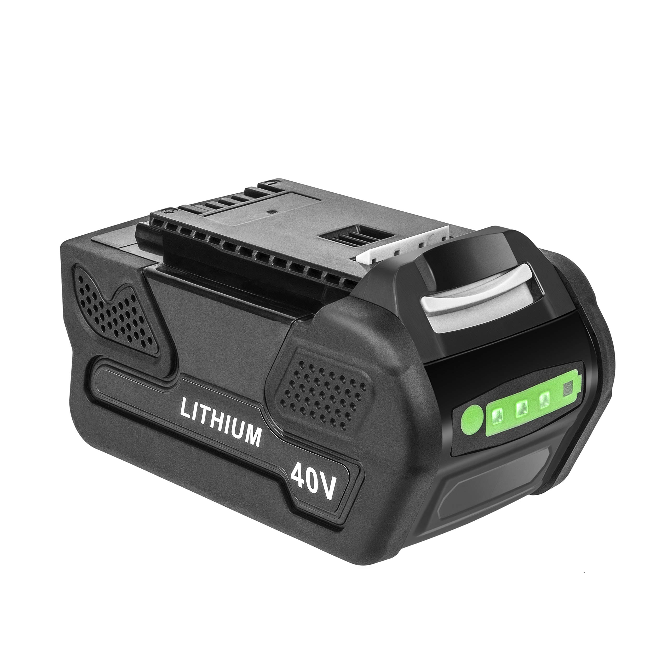Cell9102 Replacement 40V 5000mAh Lithium-Ion Battery 29472 for GreenWorks 40V Battery G-MAX Power Tools 29252 20202 22262 25312 25322 20642 22272 27062 21242 by CELL9102