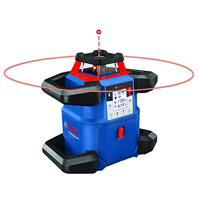 Best Bosch Laser Level For Grading: Bosch GRL4000-80CHVK Review