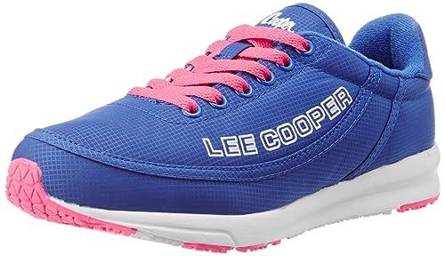 Buy Lee Cooper Women's Blue and Pink
