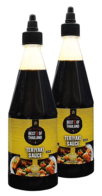 Teriyaki sauce with an asian flavor recommend