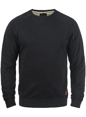 bd089847c0b7 BLEND Alex Herren Sweatshirt Pullover Sweater mit Rundhalskragen aus  hochwertiger Baumwollmischung  Amazon.de  Bekleidung