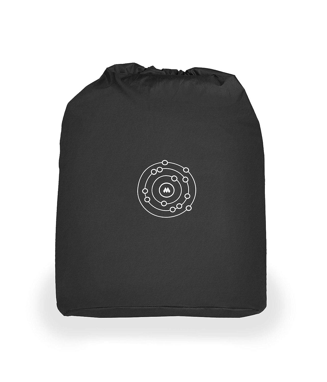 Negro Maclaren atom style set Sistema de viaje Silla de paseo