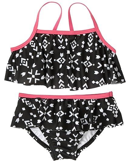 801d031d02314 Amazon.com: Crazy 8 Girls' Toddler Retro Printed Two-Piece: Clothing