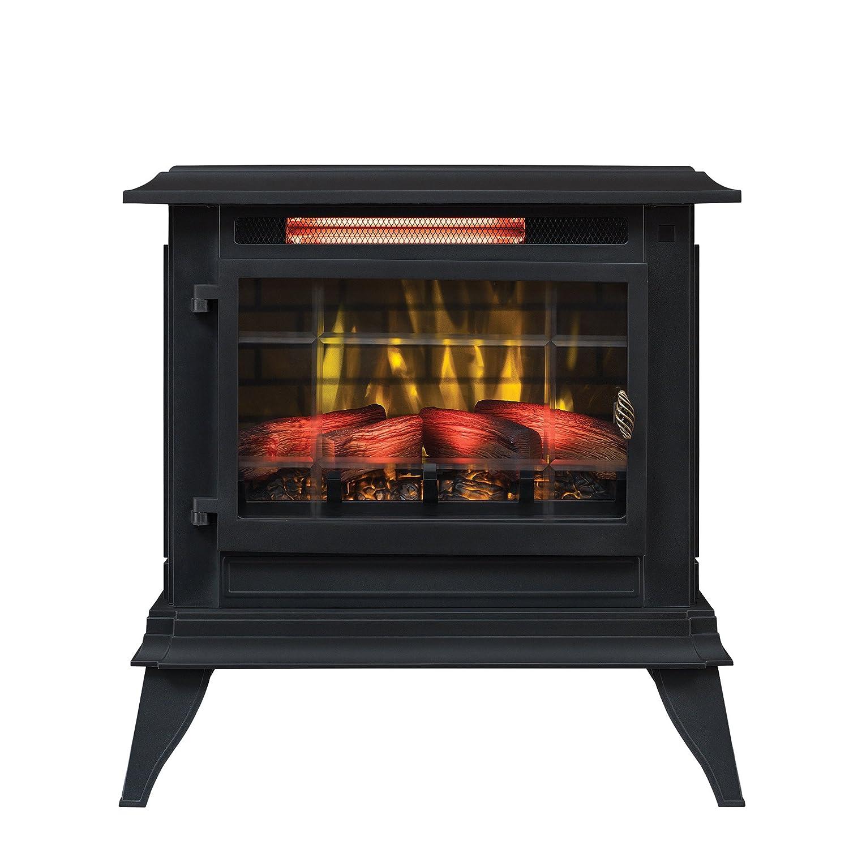 Prime Duraflame Electric Dfi 5020 01 Infrared Quartz Fireplace Stove Heater Black Download Free Architecture Designs Sospemadebymaigaardcom