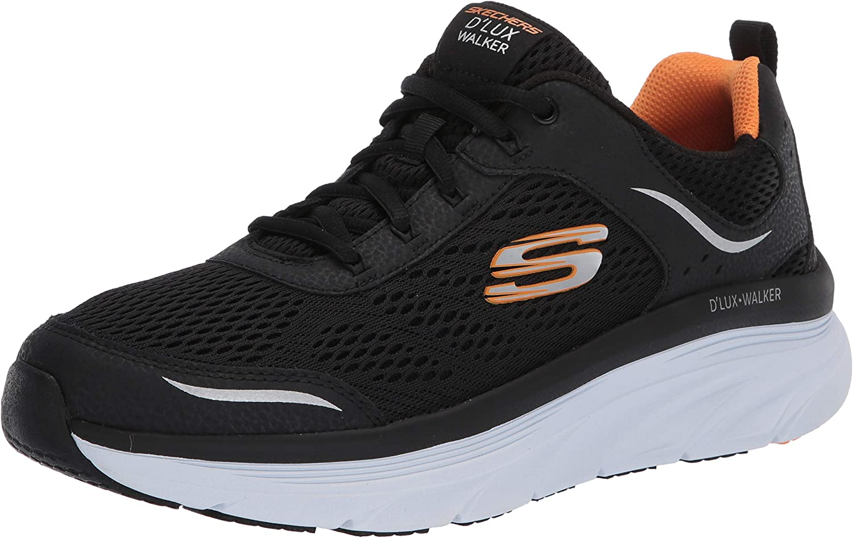 Skechers D'lux Walker, Zapatillas para Hombre
