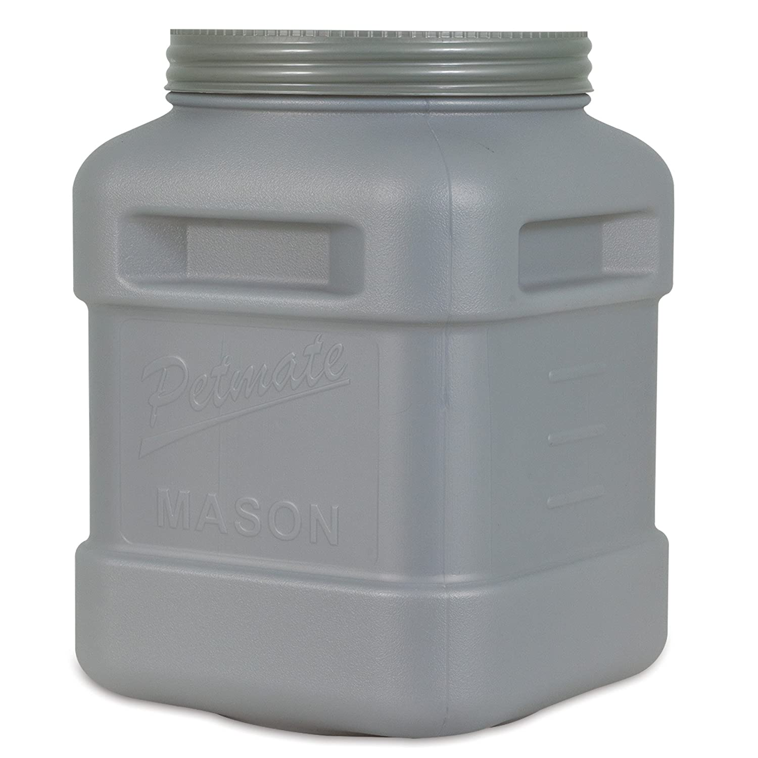 40-Pound Petmate Mason Jar Food Storage Upto 40-Pound
