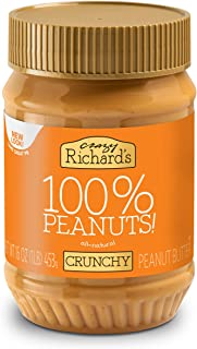 product image for Crazy Richard Peanut Butter, Crunchy, 16 oz
