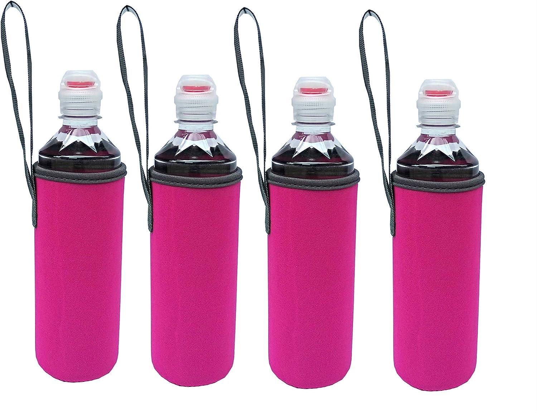 1PC 500ml Water Bottle Cover Sleeve Bag Insulator Neoprene Bottle Protect Covers