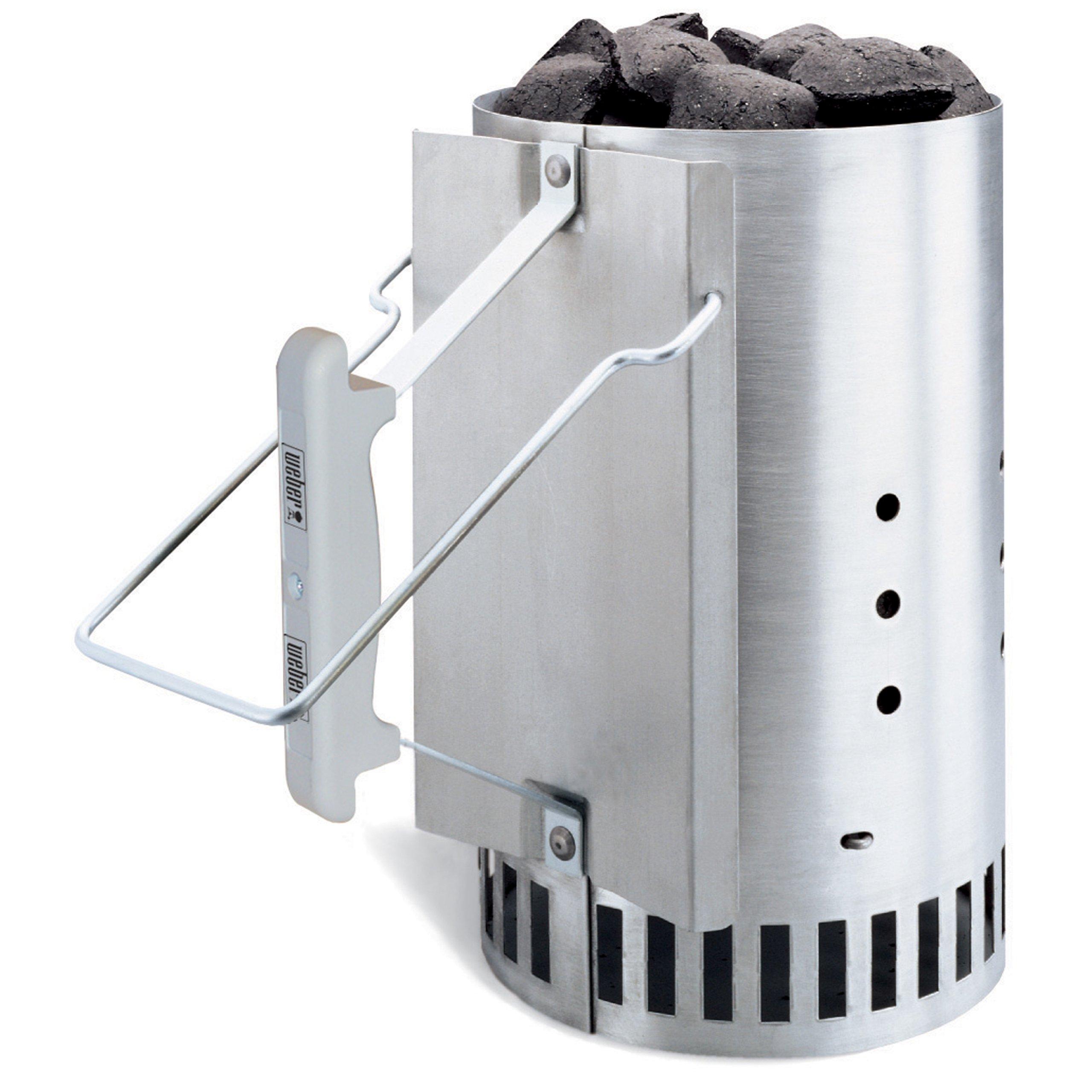 Weber 7416 Rapid-fire Chimney Starter