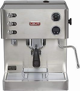 Lelit Elizabeth PL92T Espresso-Siebträgermaschine
